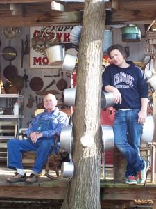 Dad & Jamie-Oliver