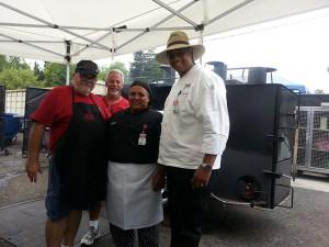 Lonnie & Chumash Chefs
