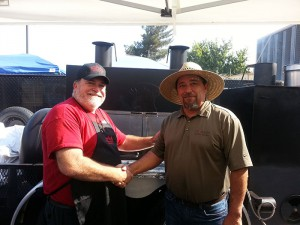 Lonnie & Chef of Chumash Nation
